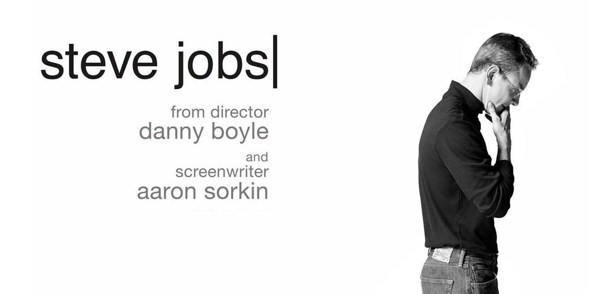 Steve-Jobs-Michael-Fassbender-Aaron-Sorkin-Danny-Boyle Aaron Sorkin dans Films series - News de tournage