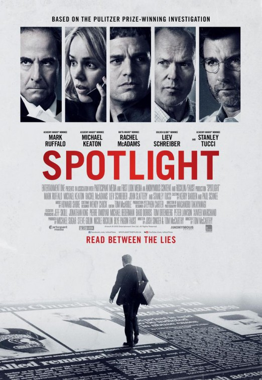 """EXPRES - Kritičari proglasili """"Spotlight"""" za najbolji film u 2015."""