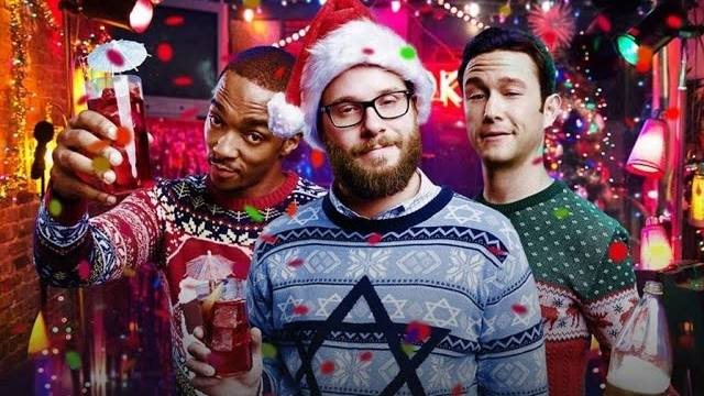 The Night Before Red Band Trailer: Putting the High in High ...