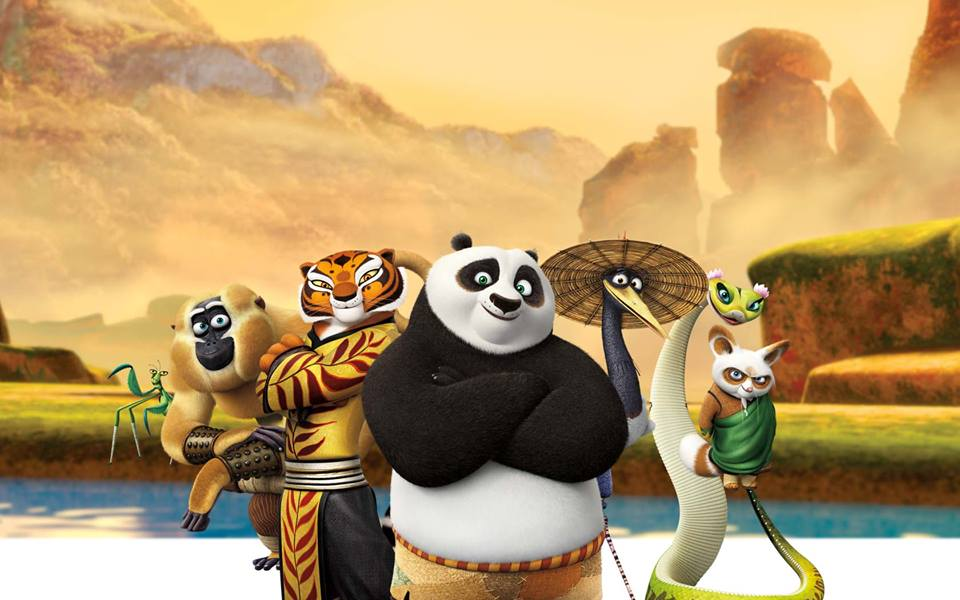 Kung Fu Panda 3 Review Mo Po Please The Movie Mensch