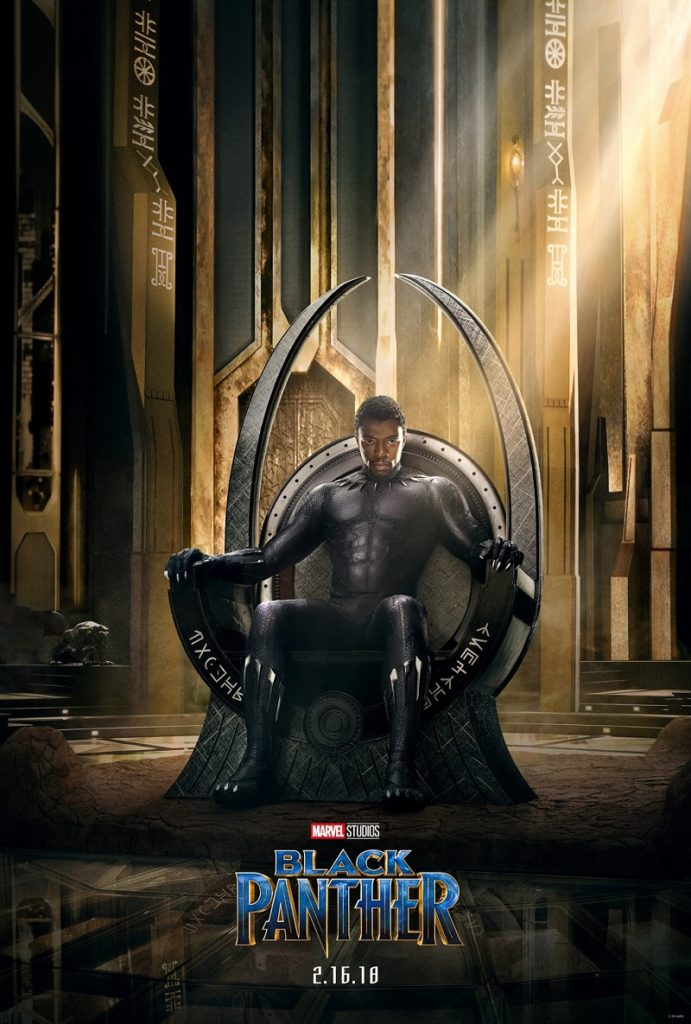 Black Panther Poster: It's a Black Panther Party! – The ...
