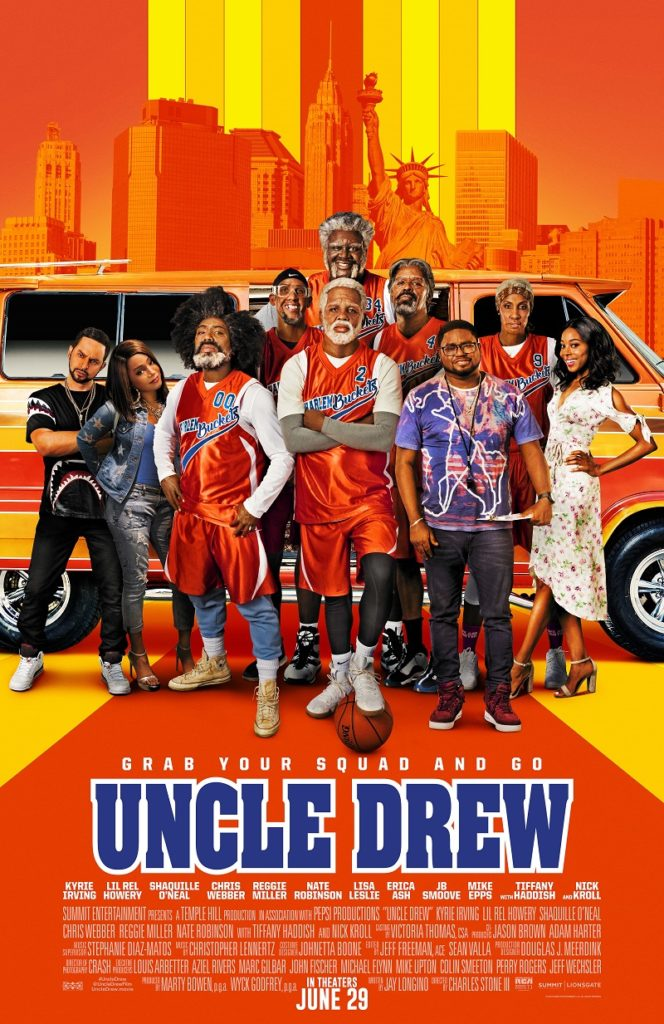 Uncle Drew Trailer: Old School Basketball Scores in New Teaser – The Movie Mensch