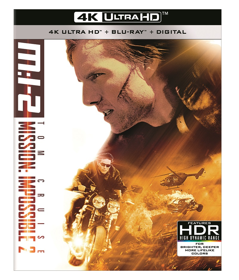 Mission Impossible 1-5 4K Ultra HD: An Artistic Elevation