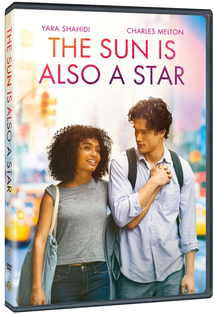The Sun is Also a Star DVD Review: A YA Romance That