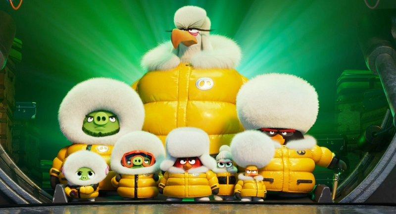 The Angry Birds 2 Movie Review Flock Of Failure The Movie Mensch