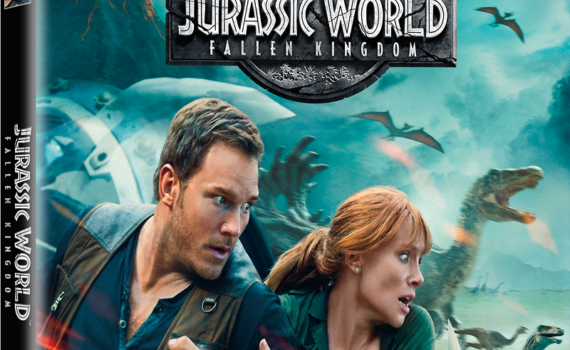 Jurassic World: Fallen Kingdom – The Movie Mensch