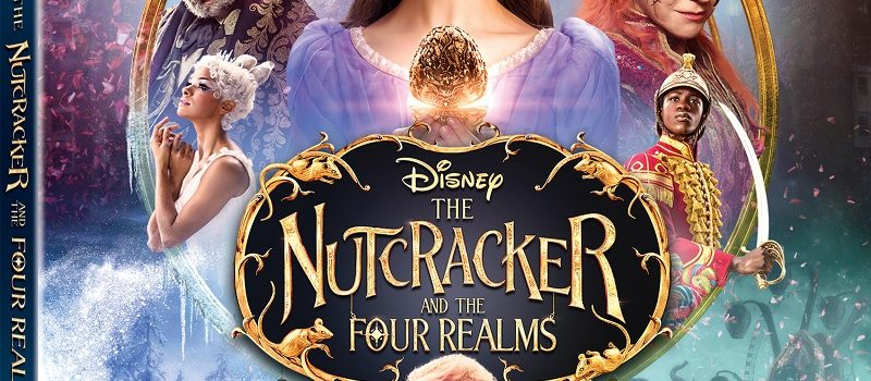 The Nutcracker And The Four Realms Blu Ray Review As Sweet As A Sugar Plum The Movie Mensch